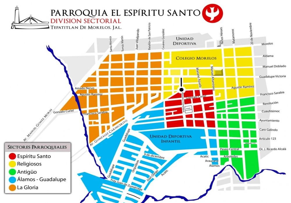 mapa pa